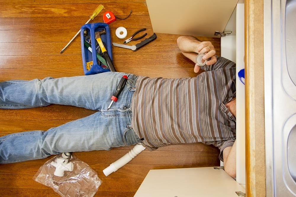 Credit repair can be a DIY job too.