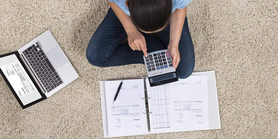Take a look at part one of our series on how to create a budget.